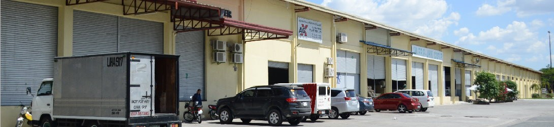 Berthaphil IV - Airport Logistics Center
