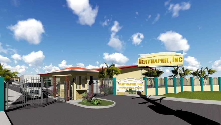 Berthaphil VI - Industrial Park