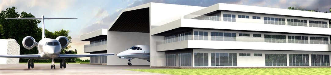 BUILD - TO - SUIT  MRO / FBO / HANGARS for Airline and Corporate Aircraft