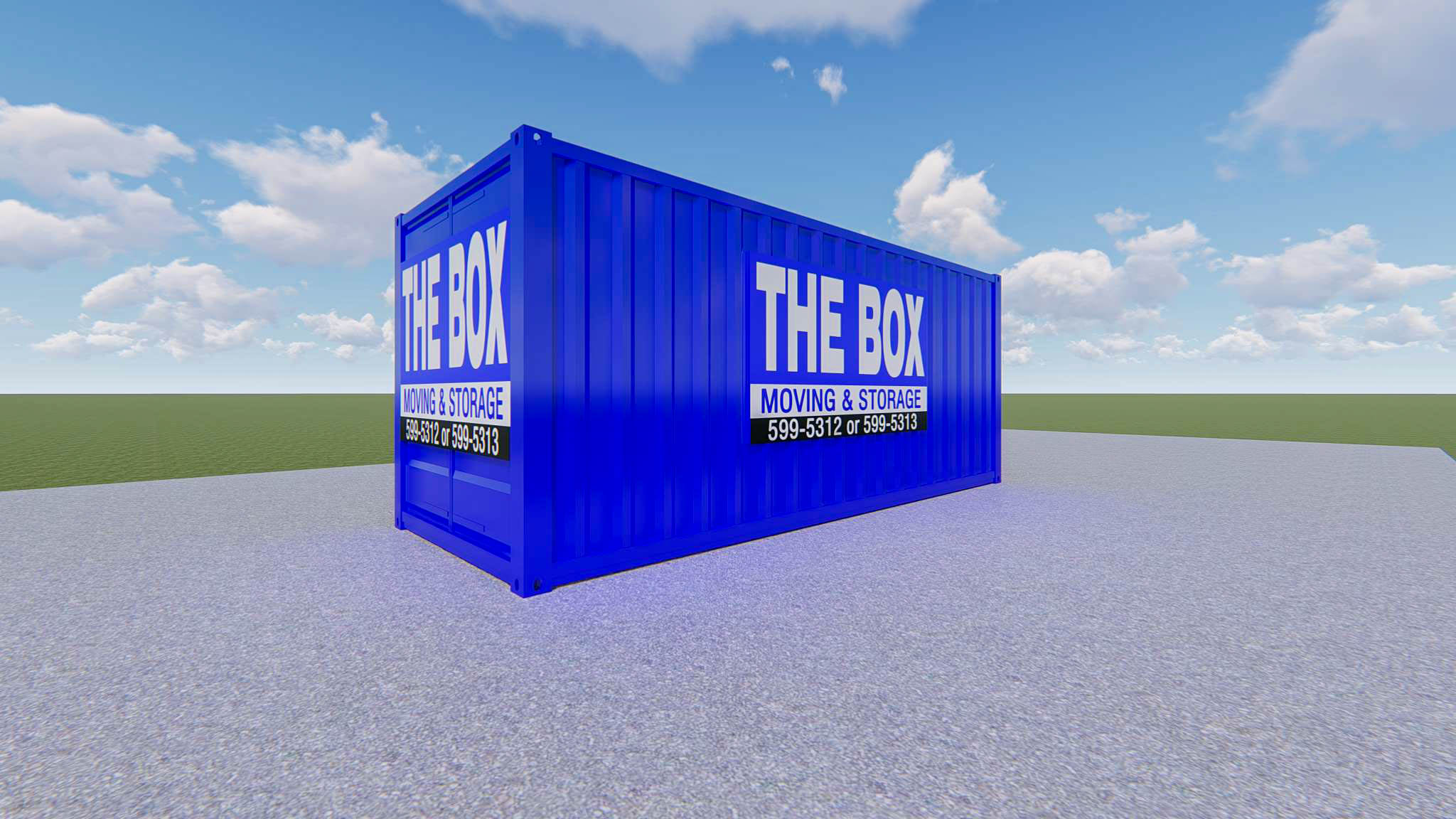 The Box - Moving & Storage